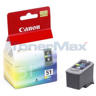 CANON CL-51 INK COLOR 